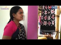 CHENETHA COLOUR WEAVES' KARGHAA BRAND - CASE SUITE WITH SUDHA RANI - I