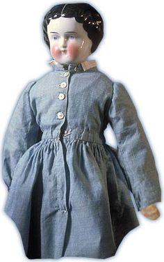 Parian Dolls | Civilization.ca - Timeless Treasures - Antique China and Parian Dolls