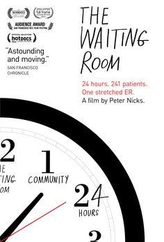 The Waiting Room - Fall 2012, Peter Nicks