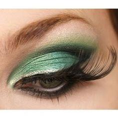 Art Jade make-up