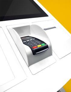 Mcdonalds kiosk product detailing #design #detailing