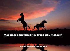Peace & Freedom ❤