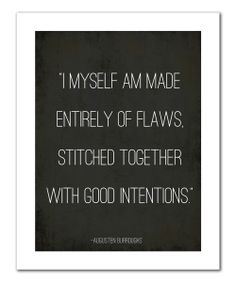 Good Intentions//