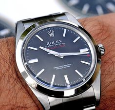 Welcome To RolexMagazine.com...Home Of Jake's Rolex World Magazine..Optimized for iPad and iPhone: Milgauss