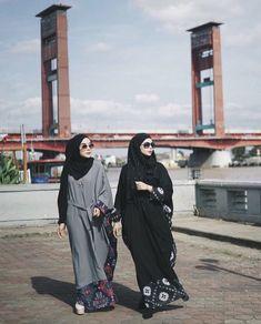 Abaya Fashion, Muslim Fashion, Modest Fashion, Hijab Style, Abaya Style, Batik Dress, Kimono, Muslim Dress, Hijab Tutorial