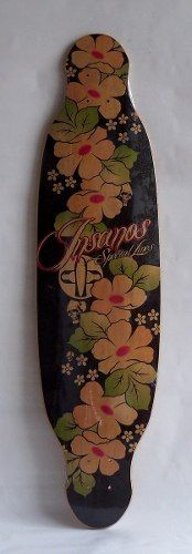 shape skate longboard insanos 39 origin