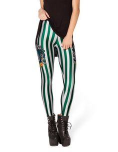 Slytherin Tights July 2017