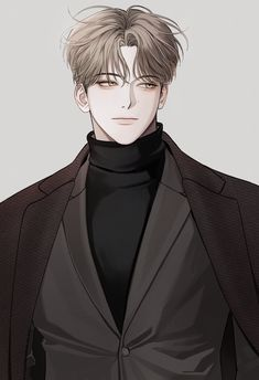 Cool Anime Guys, Hot Anime Boy, Handsome Anime Guys, Anime Oc, Kawaii Anime, Manga Anime, Hottest Anime Characters, Digital Art Anime, Manga Boy