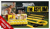 Feel like a pro with the INSANITY: THE ASYLUM and Shakeology Challenge Pack! Shaun T increases your fitness and performance in just 30 days with sports-specific training and progressive drills to build your speed, coordination, and power—all while Shakeology helps provide you with the nutrients you need to get elite results! $180