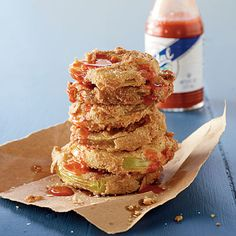 Classic Fried Green Tomatoes | It doesn't get much more Southern than a plate of Fried Green Tomatoes. Great on sandwiches, in salads, or plain, this is a recipe every Southern cook should master.
