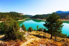 Embalses y pantanos de pesca en España