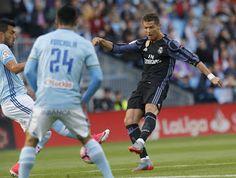 Blog Esportivo do Suíço:  Cristiano Ronaldo faz dois, Real goleia o Celta e fica só a um empate do título