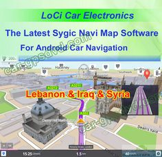 Sygic iraq gps navigation cracked for iphone