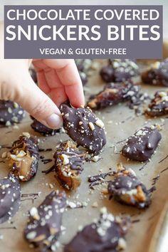 Vegan Gluten Free Desserts, Vegan Dessert Recipes, Delicious Vegan Recipes, Vegan Snacks, Delicious Desserts, Sweets Recipes, Amazing Recipes, Healthy Desserts, Healthy Cooking