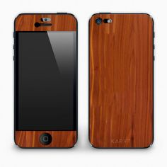 Will never have a fancy phone but I do love this Cedar cover