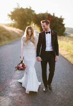 Bo & Luca bride : Kathryn and Caleb