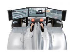 FMGC International Full-scale Formula 1 Simulator