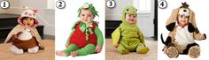 Baby Halloween Costume Party on http://blog.gifts.com