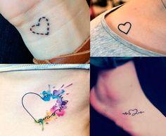Resultado de imagem para tatuagens femininas pequenas lindas