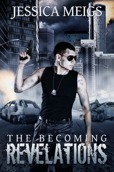 Look! It's the awesome cover for THE BECOMING: REVELATIONS, which comes out May 2013 from Permuted Press! :) So excited to get this one out there!    This cover features US Marine Lieutenant Michael Brandt Evans, a survivor from Atlanta who's hiding more secrets than the CIA on a good day.