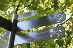 Elegant, high quality signage in Amsterdam. Visit the slowottawa.ca boards:  http://www.pinterest.com/slowottawa/