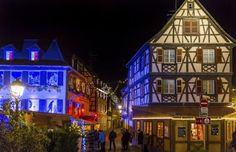 les plus beaux marchés de Noël en France - Colmar