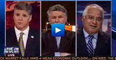 "Watch Hannity battles Muslim Imam - ""kill the women"""