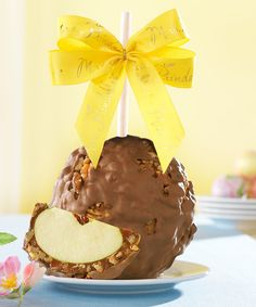 Another great find on #zulily! Milk Chocolate Walnut Pecan Easter Jumbo Apple by Mrs. Prindable's #zulilyfinds