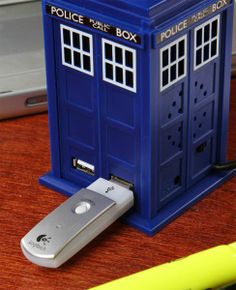 Doctor Who - 16 Weird & Must Have TARDIS Objects