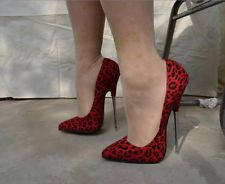 Womens Super High Heel Stilettos 16...