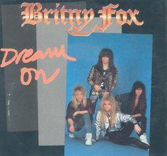 Britny Fox Dream On 7:Inch
