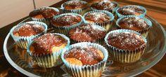 Kuchnia bez glutenu: Babeczki kokosowe (bezglutenowe)