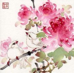 Jinghua Gao Dalia - Brush Magic: December 2010