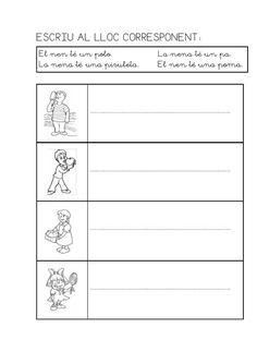 Caaco dos 1314_mt117_r1_comprensio_lectora_1_provisional Catalan Language, Spanish Lessons For Kids, Valencia, Worksheets, Messages, Teaching, Education, Meme, School