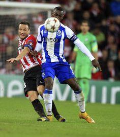 Jackson marca ante el Athletic de Bilbao y llega a 10 goles en la Champions. El delantero colombiano Jackson Martinez abrió el marcador en la victoria 2-0 de Porto en España. Cuarto gol del colombiano en esta edición del torneo.