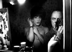 Beautiful Photography Collection Captures Transgender Women In 1950s Paris