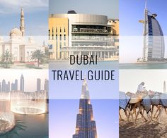 Personalize and optimize your Dubai trip to your pace, duration and interests.