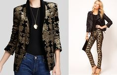 Go Baroque:Try the Baroque Fashion Trend for the Holidays!