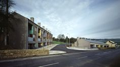 Galbally Social Housing, County Limerick, a 2003 RIBA Award winner © Ros Kavanagh #RGM2015 #Architecture