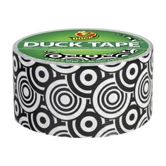 Printed Duck Tape® Brand Duct Tape - Graphic Swirl, 1.88 in. x 10 yd. | Duck® Brand