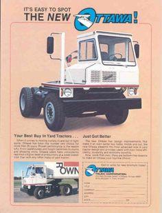 1984 Ottawa Truck Brochure t977-QRLHEW