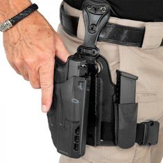 Safariland Tactical Leg Drop Holster