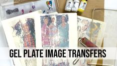 Gel Plate Image Transfers Artsy Background, Gelli Plate Printing, Gelli Arts, Magazine Images, Ranger Ink, Plate Art, Arts And Crafts Supplies, Art Journal Inspiration, Ink Painting