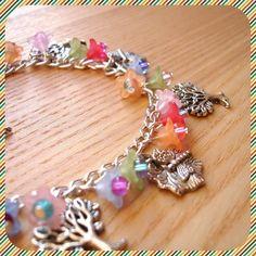 Woodland Charm Bracelet £10.00