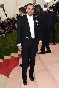 See the best men's looks from the Met Gala 2016 red carpet, including Wiz Khalifa, Jaden Smith, and the Weeknd, here.