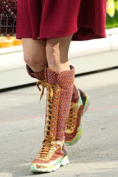 Las sneaker-boots.FW14