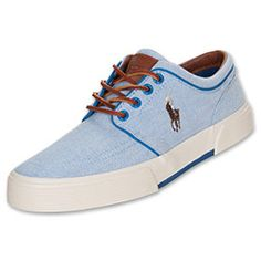 The Men\u0026#39;s Polo Ralph Lauren Faxon Low Casual Shoes - BLU - Shop Finish Line today! Blue/Pacific Royal \u0026amp; more colors. Reviews, in-store pickup \u0026amp; free ...