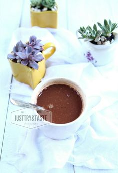 Chocolate Hazelnut Latte