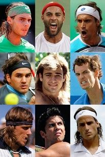 Hottest Male Tennis Players Of All Time