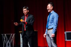 Company parties and awards banquets are more fun with magician Jeff Evans! Photo by Edwin Ortega. Company Party, Magic Show, Corporate Events, The Magicians, Evans, Awards, Parties, Entertaining, Celebrities
